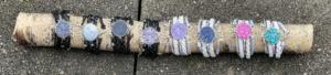 Armband Zopfmuster